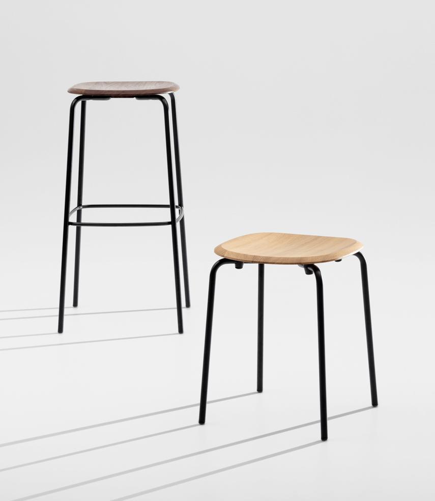 Kitchen stool and Barstool OKITO STOOL   Zeitraum Sustainable ...